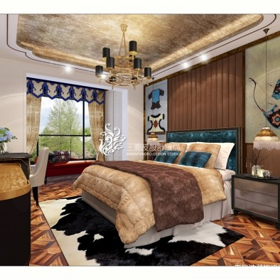 别墅设计,呼和浩特别墅_3608032