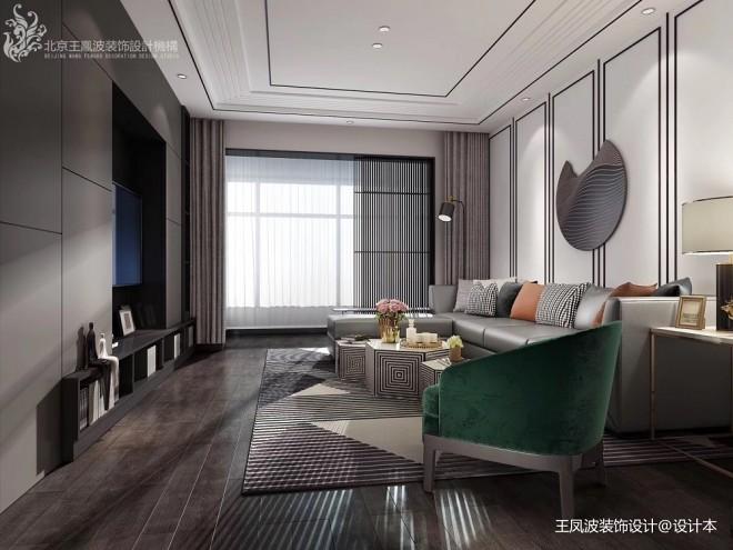 新中式风格设计,机构新作_36087
