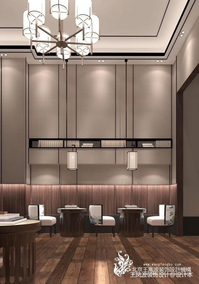 牙科诊所设计,新中式风格设计_360