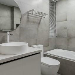 晓安设计   简约风卫浴设计
