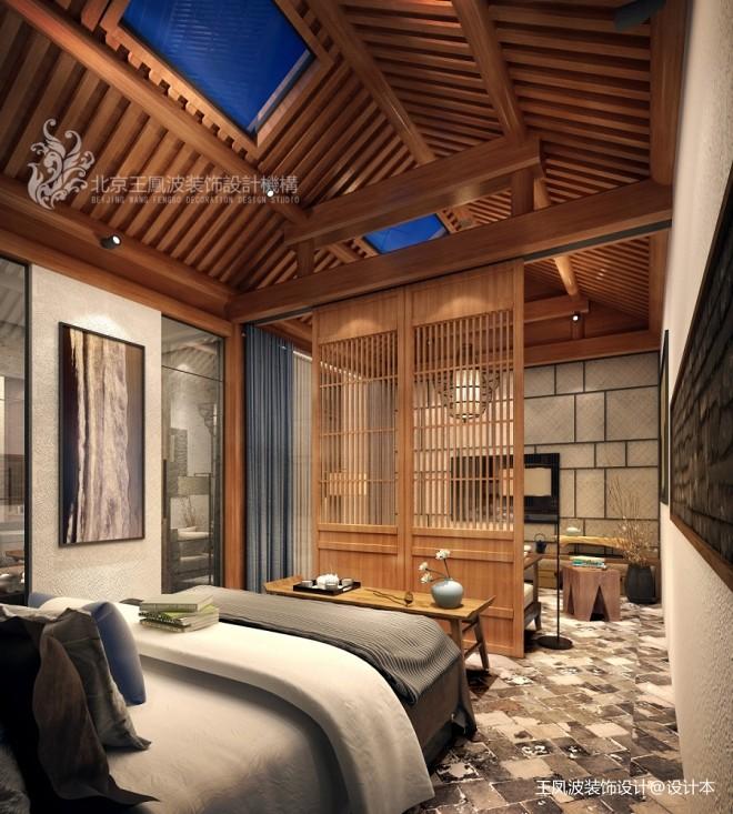 酒店设计,新中式风格_3609401