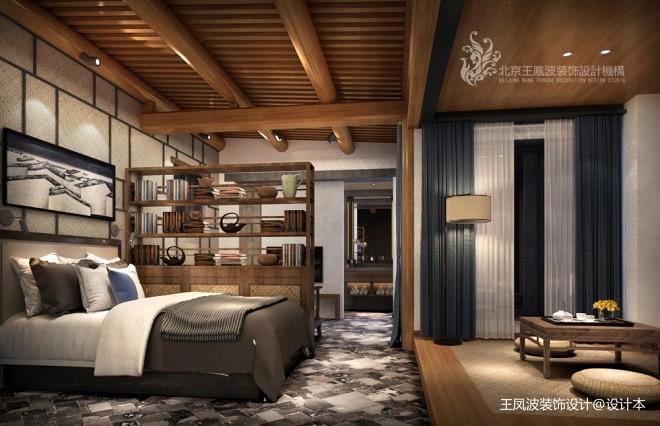 酒店设计,新中式风格_3609400