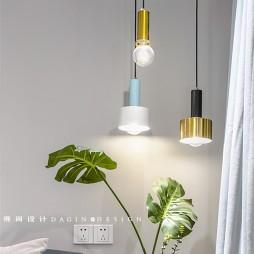 现代简约客厅吊灯图
