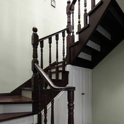 美式楼梯设计图