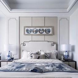 T2样板房卧室实景图片