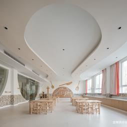 台州市中心幼儿园教室实景图