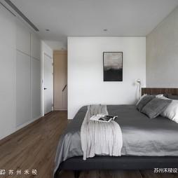 简奢卧室实景图片