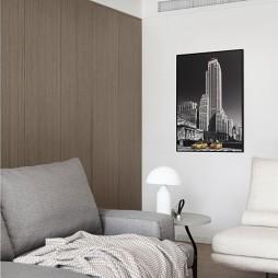 260m²|简约风客厅设计图