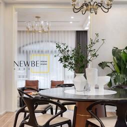 现代简约别墅豪宅餐厅设计图