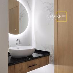 现代简约别墅豪宅洗手台设计