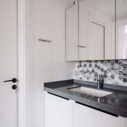 现代北欧风洗手台设计