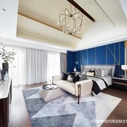 双联别墅卧室设计