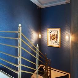 双联别墅楼梯设计