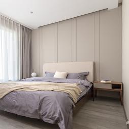 现代简约次卧室图