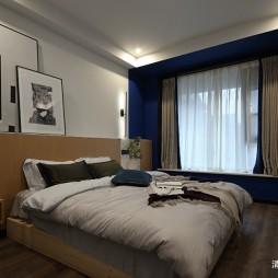 美式经典次卧室设计