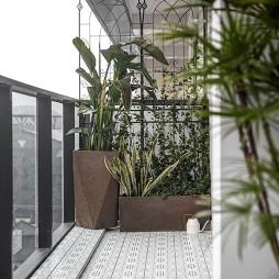 【辰佑设计】阳台设计图片