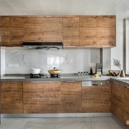 现代简约大厨房设计图片