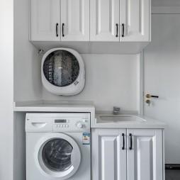 浪漫轻奢洗衣间设计图