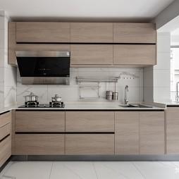 现代简约风厨房设计