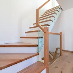 精简北欧风楼梯设计图