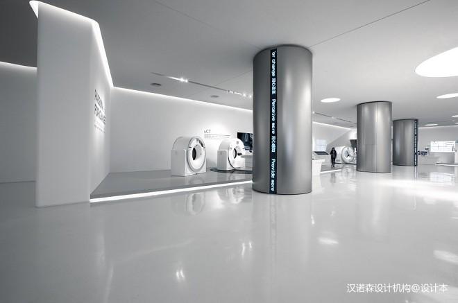 联影企业展厅设计图