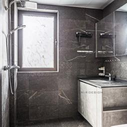简约卫生间设计图
