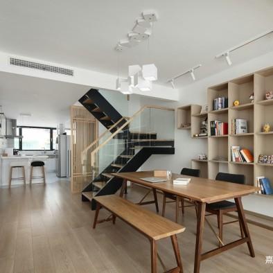 《四月晴和》非传统客厅形式的亲子互动空间_3636604