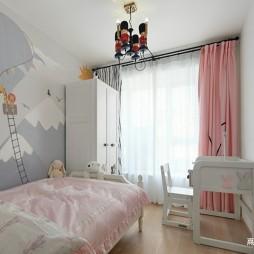木质日式风儿童房设计图