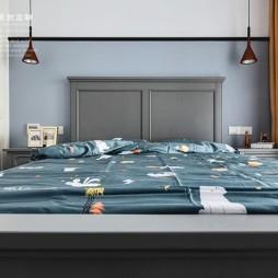 140㎡的改善型住房主卧室设计
