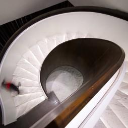 华侨水会楼梯设计图