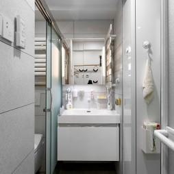 59平米小户型洗手台设计