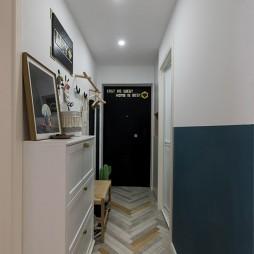 59平米小户型玄关设计