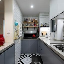 59平米小户型厨房设计图