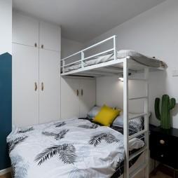 59平米小户型儿童房设计