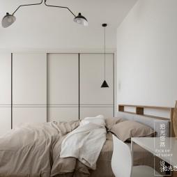 欧式豪华风主卧室设计图