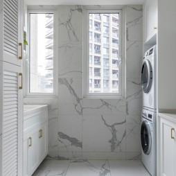休闲美式洗衣间设计
