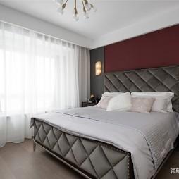 轻奢精致风卧室设计图片