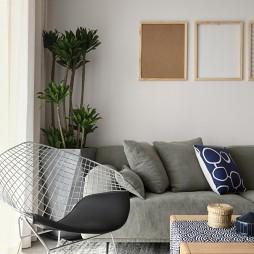 极简客厅沙发图