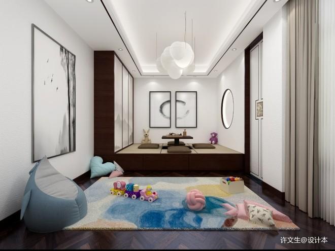新中式-三河市自建别墅(2)_366