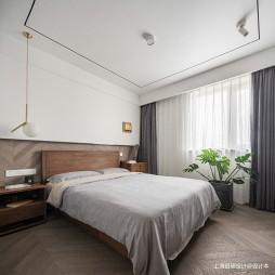 现代简约风卧室装修图大全