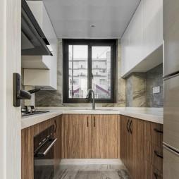 现代简约风厨房美图