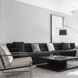 现代简约客厅美图