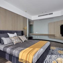 高级现代风卧室美图