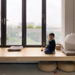 日式风格飘窗图片