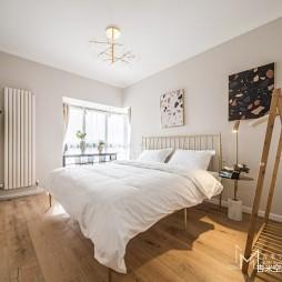 小北欧卧室图片