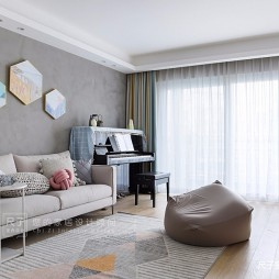 【尺子室内设计】客厅图片
