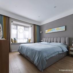 【尺子室内设计】卧室图片