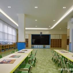 工厂改造幼儿园设计课室图片