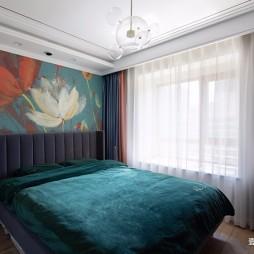 复古轻奢卧室美图