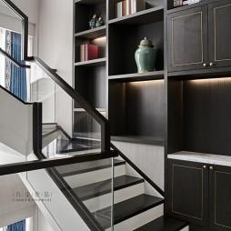 新中式楼梯图片